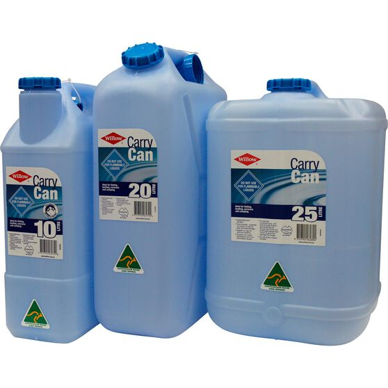 Willow Water Carry Can - 20 Litre, Blue, , scaau_hi-res