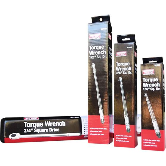 Toledo Torque Wrench - 1 / 2   inch Drive, , scaau_hi-res