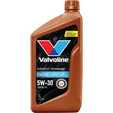 Valvoline Engine Armour Engine Oil 5W-30 1 Litre, , scaau_hi-res