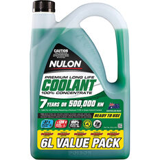 Nulon Green Premium Long Life Coolant Concentrate 6 Litre, , scaau_hi-res