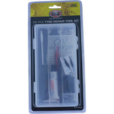 Tyre Repair Kit - 36 Piece, , scaau_hi-res