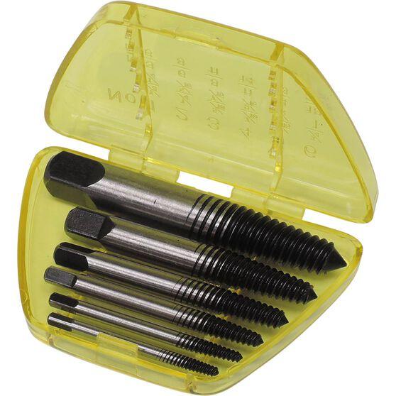 ToolPRO Screw Extractor Set - 6 Piece, , scaau_hi-res