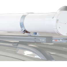 Rola Roof Rack Conduit Holder Pair 100mm, , scaau_hi-res