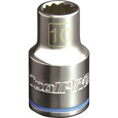"ToolPRO Single Socket 1/2"" Drive 10mm, , scaau_hi-res"