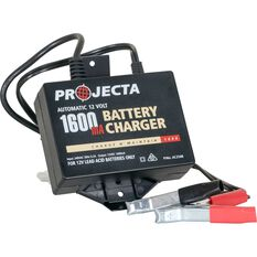 Projecta Battery Charger - 12V, 1600mA, , scaau_hi-res