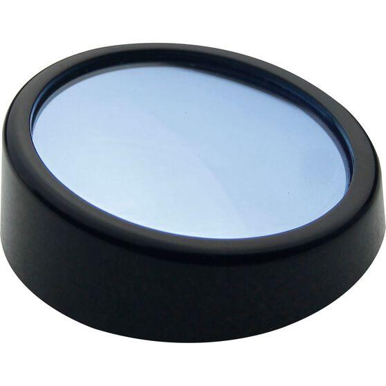 SCA Adjustable Blind Spot Mirror - 360deg, 2in, Blue, , scaau_hi-res