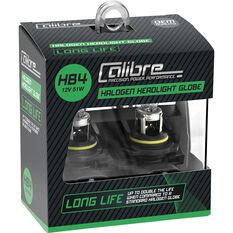 Calibre Long Life Headlight Globe HB4 12V 51W, , scaau_hi-res
