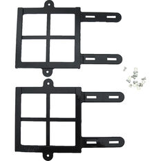 SCA L and P Plate Holder - Standard, 2 Pack, , scaau_hi-res