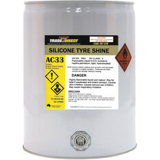 Trade Direct Silicone Tyre Shine, 20 Litre ST/AC33/20, , scaau_hi-res