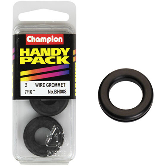 Champion Wiring Grommet - 7 / 8inch, BH008inch, Handy Pack, , scaau_hi-res