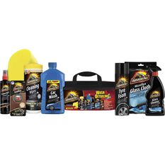 Armor All Wash  and  Detailing Caddy - 8 Pieces, , scaau_hi-res