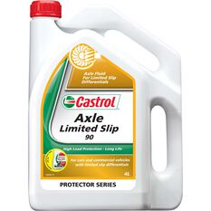 Castrol LSX 90 Rear Axle Differential Fluid - 4 Litre, , scaau_hi-res