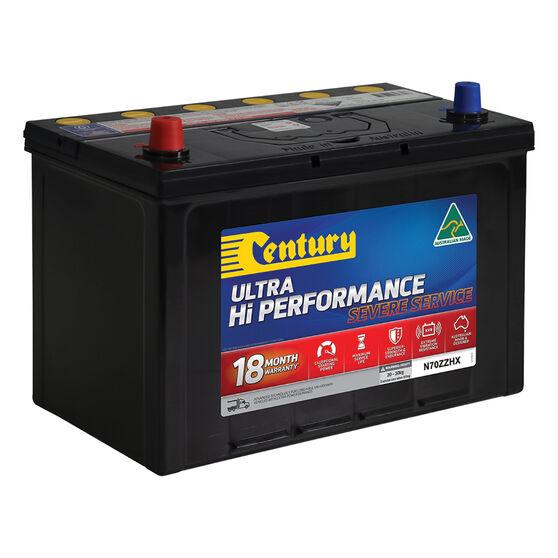 Century 4WD Battery - N70ZZHX, 730CCA, , scaau_hi-res