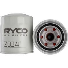 Ryco Oil Filter Z334, , scaau_hi-res