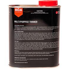 SCA Multi-Purpose Thinner - 1 Litre, , scaau_hi-res