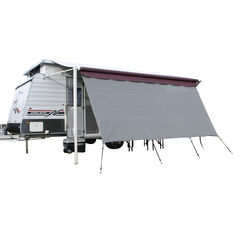 Camec Caravan Privacy Screen 4.3m x 1.8m, , scaau_hi-res