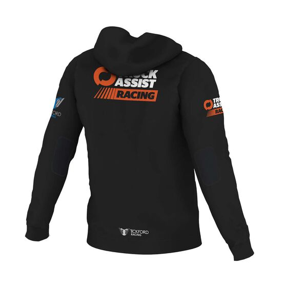 Truck Assist Racing Team Men's 2020 Team Hoodie, Black, scaau_hi-res