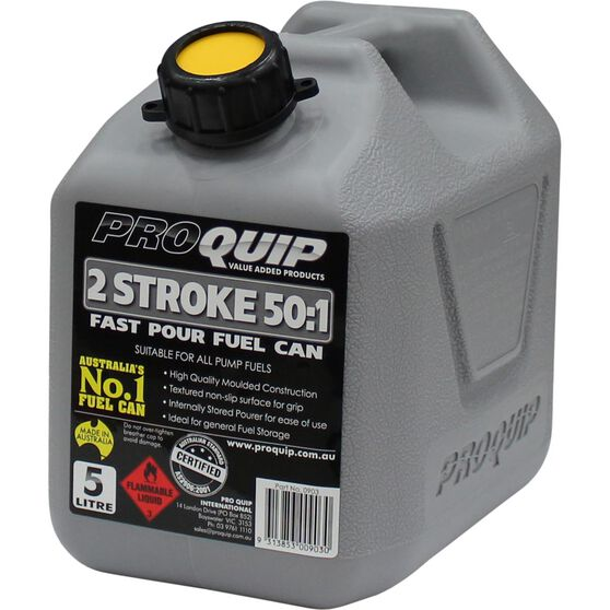 Pro Quip 2 Stroke Jerry Can - 5 Litre, , scaau_hi-res
