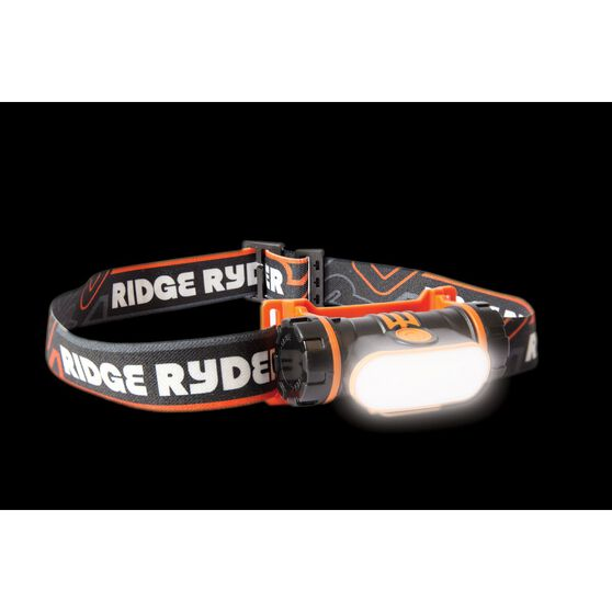 Ridge Ryder Rechargeable Head LAMP - LED, H2, , scaau_hi-res