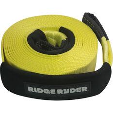 Ridge Ryder Snatch Strap 9m 11000kg, , scaau_hi-res