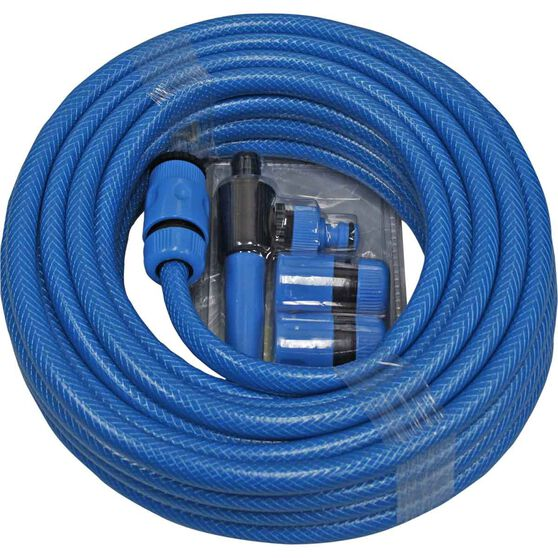 SCA Garden Hose w / Fittings - 11.5mm x 15m, , scaau_hi-res