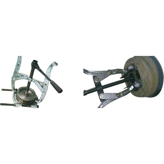 ToolPRO Gear Puller 2 Jaw 75mm, , scaau_hi-res