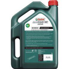 Castrol MAGNATEC Diesel DX Engine Oil - 5W-40, 5 Litre, , scaau_hi-res