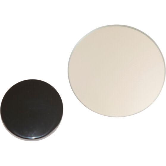 Cabin Crew Blind Spot Mirror - Aluminium 61mm, , scaau_hi-res