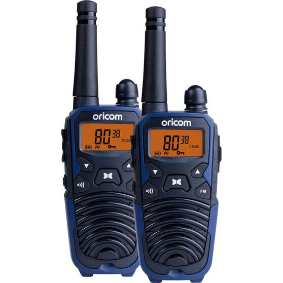 Oricom UHF CB Radio - 2W, 2 Pack, UHF2195, , scaau_hi-res