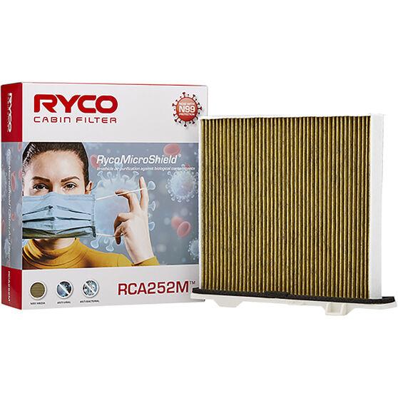 Ryco Cabin Air Filter N99 MicroShield RCA252M, , scaau_hi-res