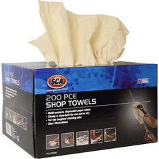 SCA Shop Towels - 200pk, , scaau_hi-res