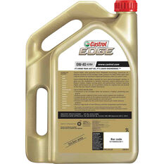 Castrol EDGE Engine Oil 0W-40 5 Litre, , scaau_hi-res
