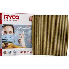 Ryco Cabin Air Filter N99 MicroShield RCA201M, , scaau_hi-res