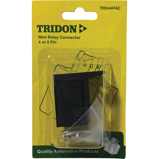 Tridon Relay Connector, Mini - 5 x 6.3mm, , scaau_hi-res
