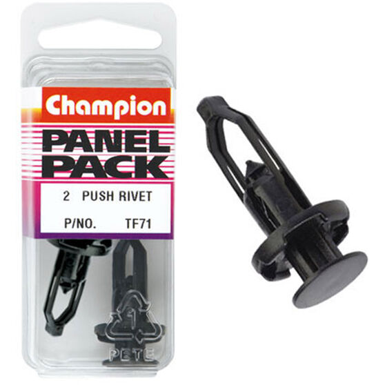 Champion Push Rivet - Long, Panel Pack, , scaau_hi-res