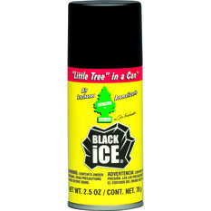 Little Trees Air Freshener -  Black Ice, 70g, , scaau_hi-res