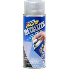 Plasti Dip Aerosol - Bright Aluminium Metalizer, 311g, , scaau_hi-res