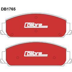 Calibre Disc Brake Pads DB1765CAL, , scaau_hi-res