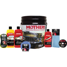 Mothers Detailing Kit - 9pc, , scaau_hi-res