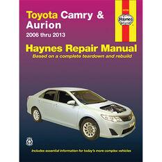 Haynes Car Manual Toyota Camry / Aurion 2006-2013 - 92709, , scaau_hi-res
