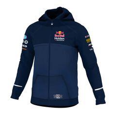 Red Bull Holden Racing Team Junior 2020 Zip Hoodie, Navy, scaau_hi-res