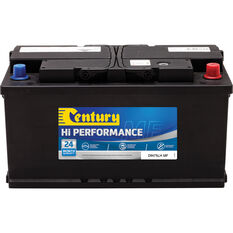 Century Hi Performance Car Battery DIN75LH MF, , scaau_hi-res