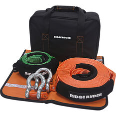 Ridge Ryder Premium Snatch Kit 4WD, , scaau_hi-res