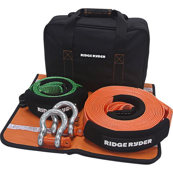 Ridge Ryder Premium Snatch Kit 4WD, , scaau_hi-res
