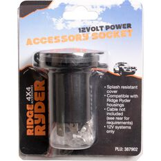Ridge Ryder 12V Power Socket, , scaau_hi-res