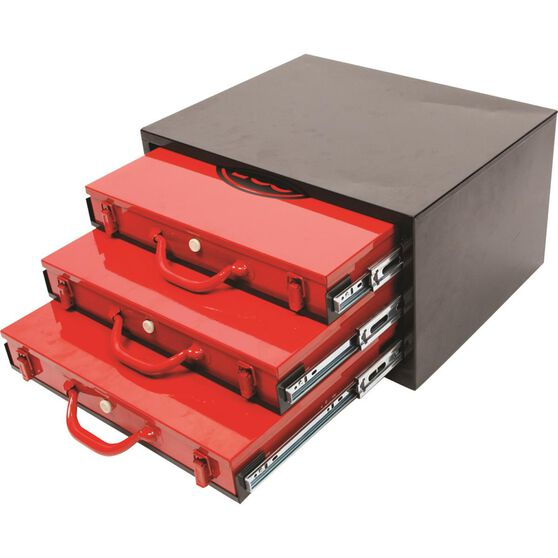 SCA Large Multi Storage Case Rack - 3 Drawer, , scaau_hi-res