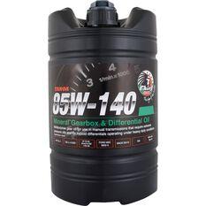 Tanoa Gear Oil - 85W-140, 4 Litre, , scaau_hi-res