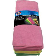 SCA Microfibre Cloths 15 Pack, , scaau_hi-res