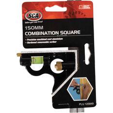 SCA Combination Square - 150mm, , scaau_hi-res