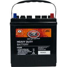 Car Battery - SNS40ZL, 270 CCA, , scaau_hi-res